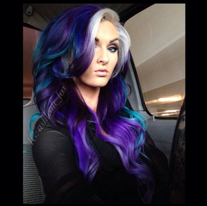 ashleah_fox on ig you have to move to Texas if you want hair like this ♥ #trendy #color #bellaextentions