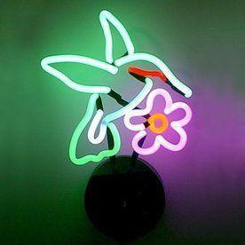 Neonetics 14-In Animal Tropical Light 4Hummx