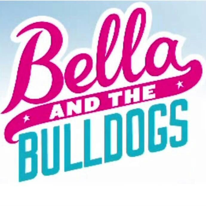 Bella & the bulldogs!