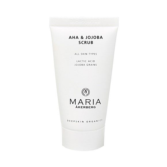 Maria Åkerberg AHA & Jojoba Scrub Ansikte Peeling/Exfoliering 29097