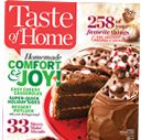 Taste of Home - Holiday Baking: Find ideas for bread baking, festive cakes and breakfast baked goods in this collection of holiday baking recipes. Wake up your guests on Christmas morning with cinnamon rolls, scones, muffins and coffee cake, then treat family and friends to decadent holiday desserts like cheesecake, pies, fruitcake and tortes.
