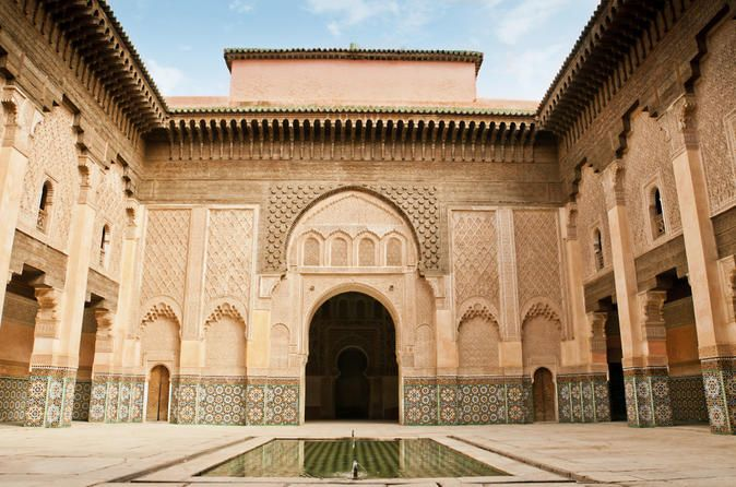 VIator Morocco trip with pickup from Spain