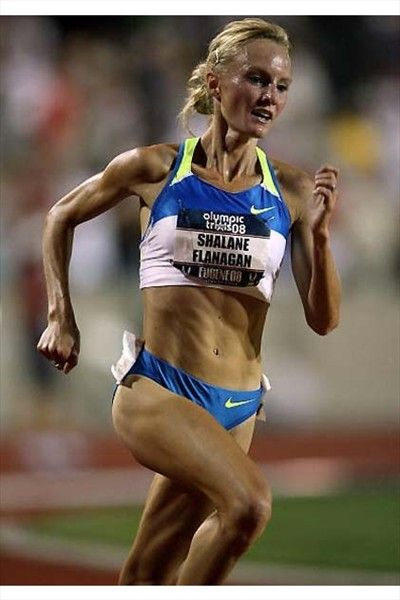"""""""The last mile was a cross between savoring the moment and just being grateful."""" Shalane Flanagan."""