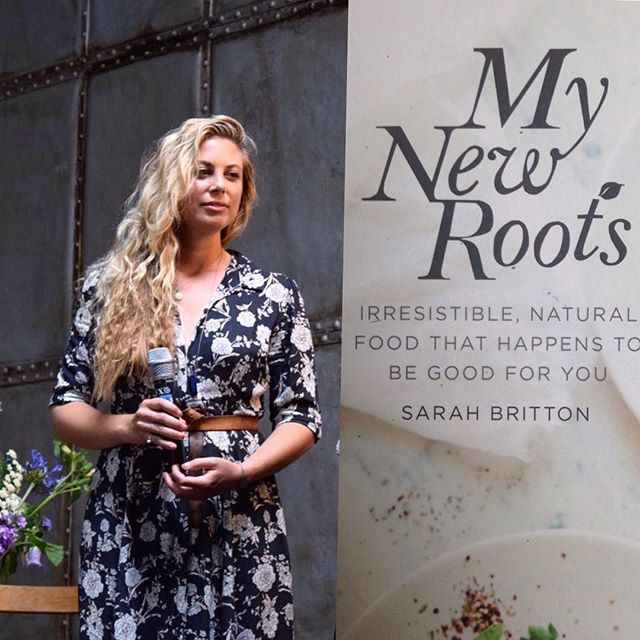 Inspired plant-based recipes for every season. From Toronto to Copenhagen via London @goodrootslondon thank you Sarah Britton for sharing your stories with us. #healthyfood #healthyliving #natural #recipe #plantbased #season #toronto #cophenhagen #london  #eatingwell #habits #buckweat #quinoa #mynewroots