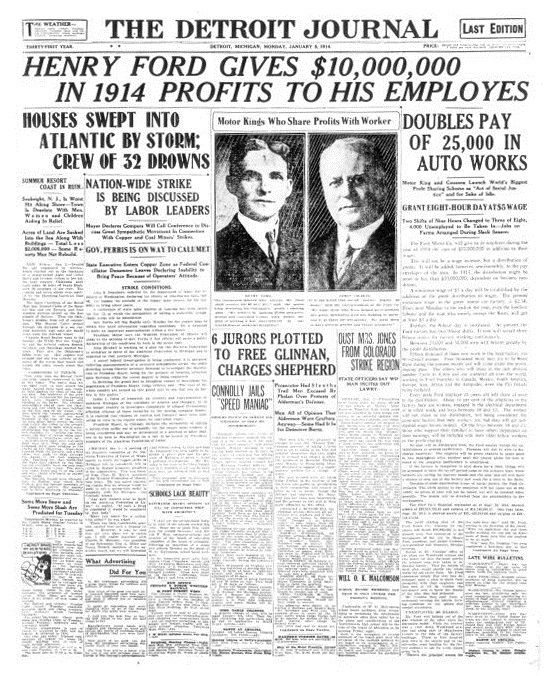henry ford model t essay Henry ford and the model t essays: over 180,000 henry ford and the model t essays, henry ford and the model t term papers, henry ford and the model t.