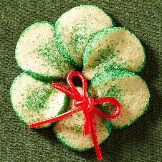 cookies? Use slice-and-bake dough to make these delicious sugar cookie ...