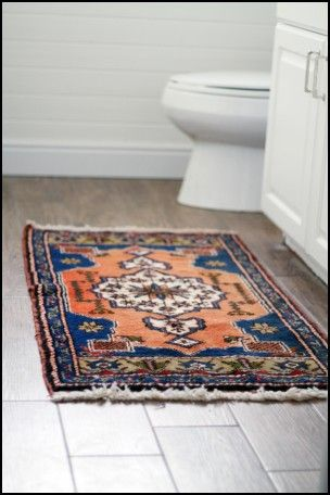 Personalized Laundry Room Rugs