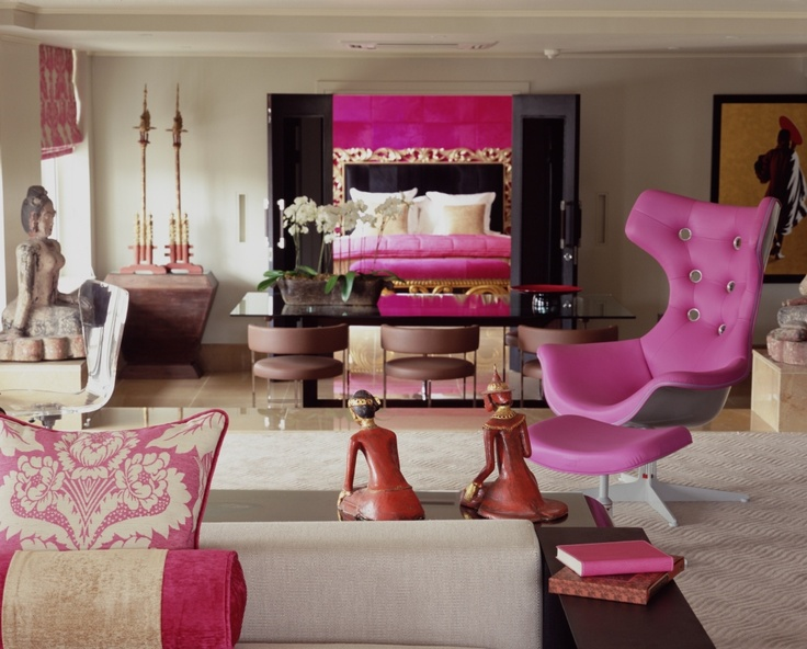 The Schiaparelli Suite, The May Fair Hotel, London