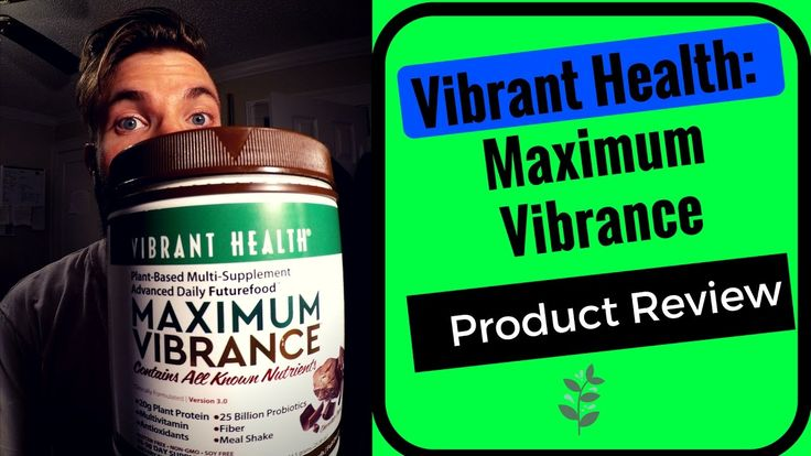 Maximum Vibrance: THE Most Nutrient Dense Vegan Meal Replacement Availab...