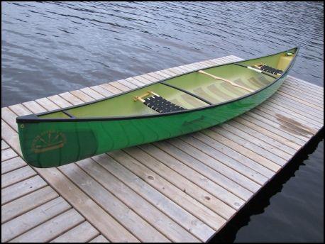 Souris River Canoes Prospector 17.5 Photos