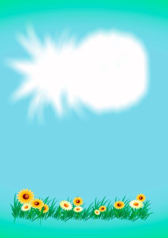 """Дидактическая игра: """"На что похожи облака"""" - Babyblog.ru"""