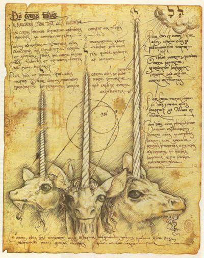 No hay más pruebas y así, creo, debe ser. El Unicornio es una criatura de misterio y de fe, no un espécimen para ser enjaulado y disecado. En realidad, cua
