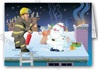 61 best Christmas - Firefighter & Police images on Pinterest ...
