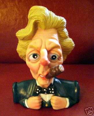 Spitting Image Puppet