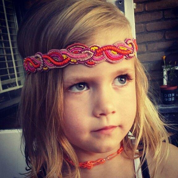Pink pewter daughter <3