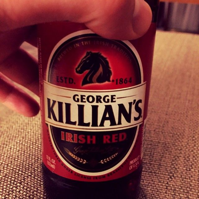 George Killian's Irish Red by Coors Brewing Company on Untappd