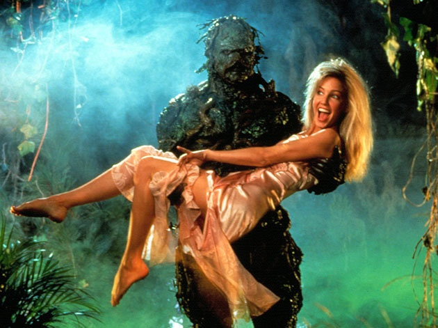 Second Swamp thing movie