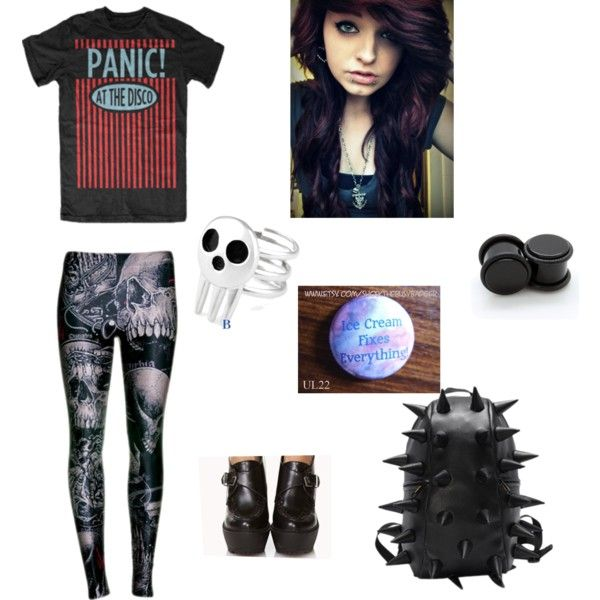 panic at the disco outfit by warpedtourmeow666 on. Black Bedroom Furniture Sets. Home Design Ideas