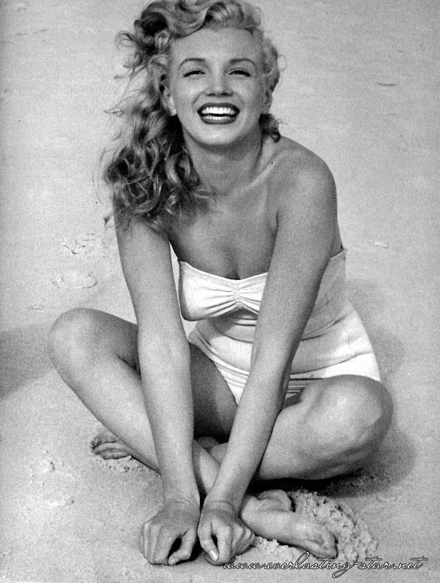 Marylin Monroe ...