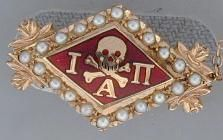 "The National Panhellenic Conference (NPC) celebrates International Badge Day on the first Monday in March. NPC asks its members to ""Wear Your Letters on Your Heart."" Men's fraternities and other Greek-letter organizations have joined in on the fun. The more the merrier, … Continue reading →"