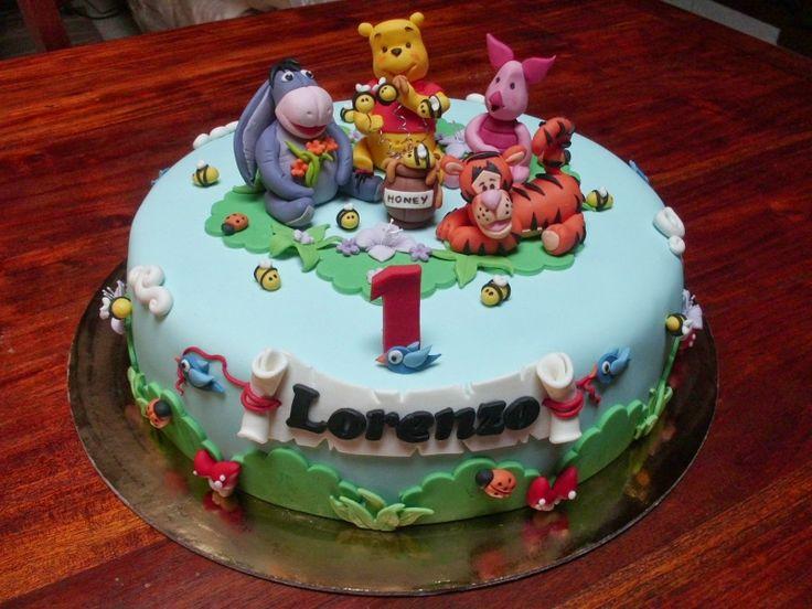 La Boutique Della Torta: Winnie the Pooh ed i suoi amici