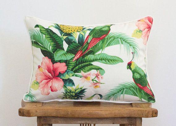 Tommy Bahama hawaïen ananas perroquet côtières par HelloLovelyAU