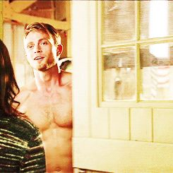 """When Wade opened this door.   Community Post: 14 Moments That Made You Keep Watching """"Hart Of Dixie"""""""