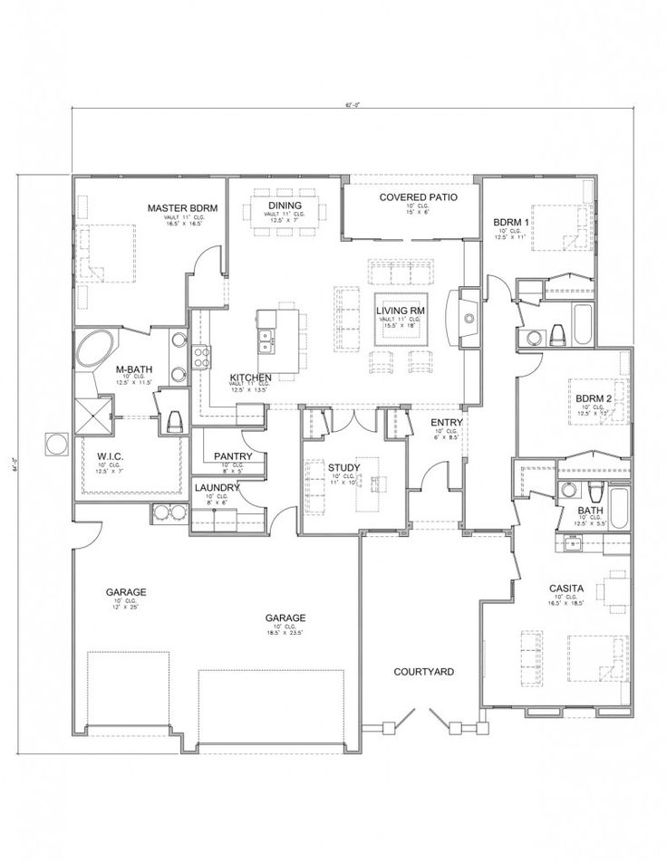 Find This Pin And More On Home Designs Floor Plans By Perryhomessu