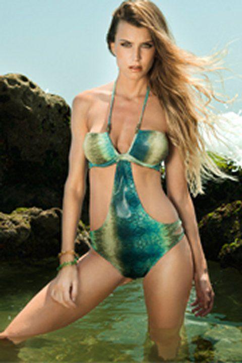 Monokini - całkiem nowy strój kąpielowy!