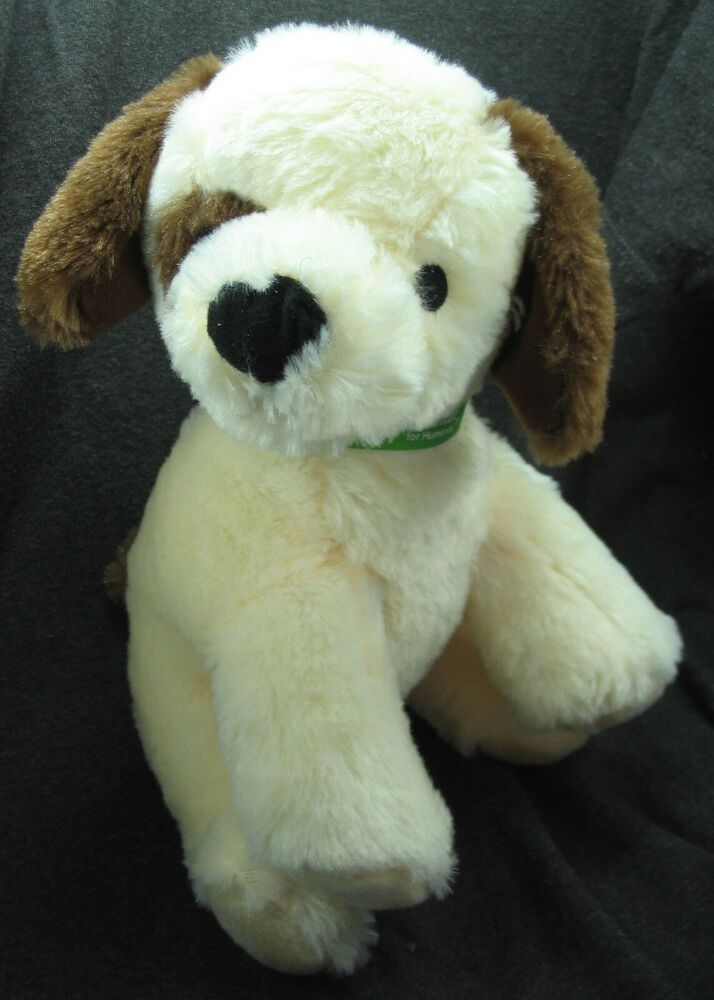 Habitat For Humanity Plush Dog Homer Limited Edition Puppy Stuffed
