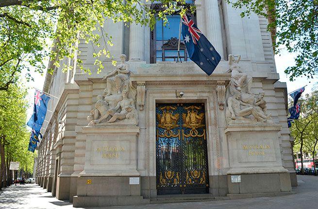 Australia House: London's 18 Most Magical Harry Potter Sites