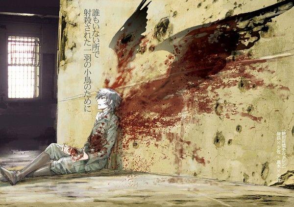 Tags: Anime, Zettai Karen Children, Pixiv, Hyoubu Kyousuke, The Unlimited: Hyoubu Kyousuke