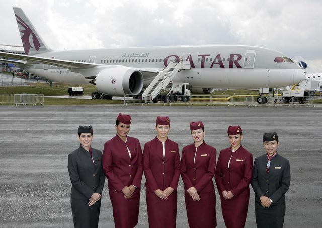QATAR AIRWAYS http://www.qatarairways.com/br/pt/homepage.page