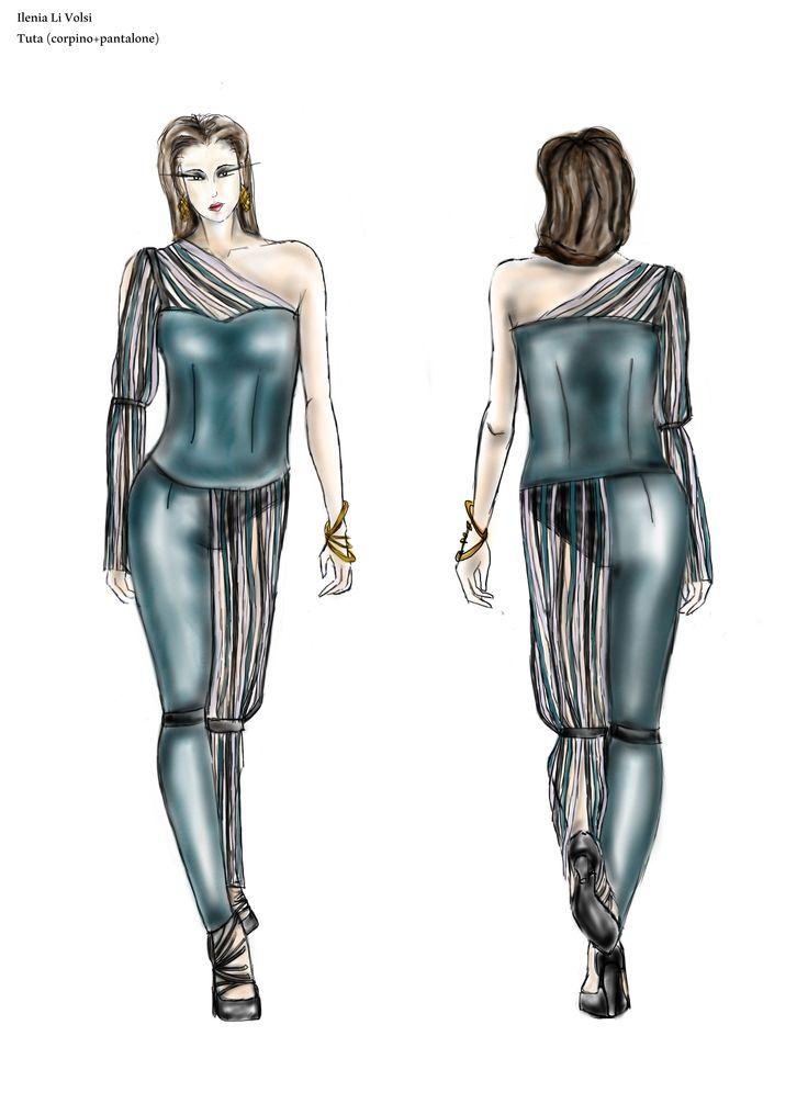 (moda donna) Capo Creativo*3*