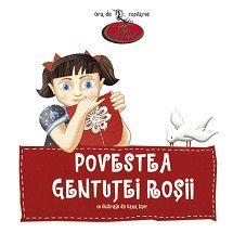 """Povestea gentutei rosii-Lucia Muntean; Varsta:2-4 ani; Ce se întâmplă atunci când două fetițe își doresc aceeași gentuță roșie? Vă invităm să descoperiți în noua poveste imaginată de Lucia Muntean și ilustrată de foarte talentata Oana Ispir (a cărei colecție de jucării am împrumutat-o pentru a vă spune """"Povestea vitaminelor""""). De data aceasta, Oana și-a deschis sertarul fermecat și, din fotografiile și bucățile de hârtie colorată pe care le-a ascuns acolo în vremea copilăriei."""
