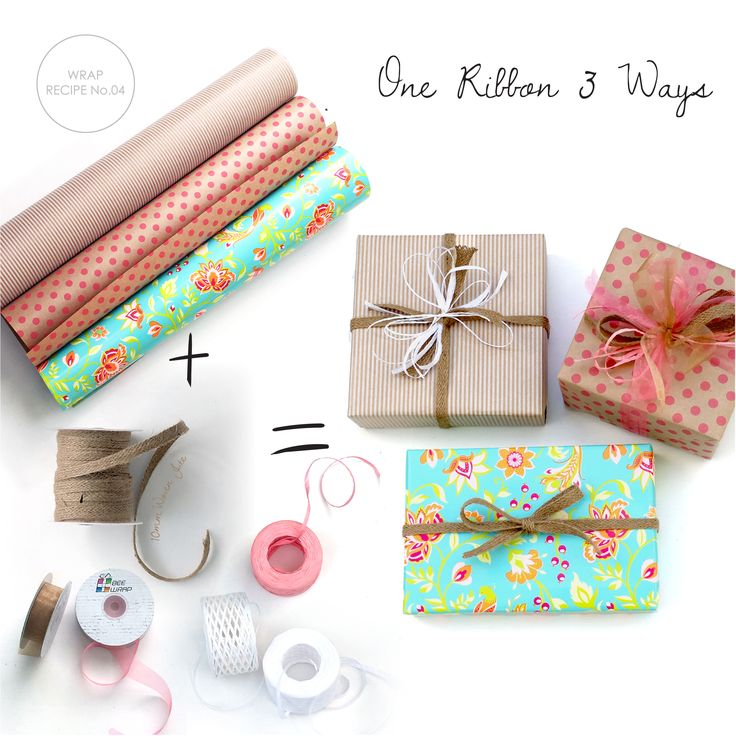 Bee Wrap Recipe # 4 - One Ribbon 3 Ways