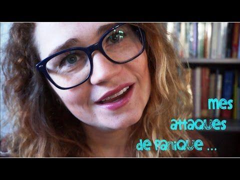 Les attaques de panique ... - SIDJIE psy - YouTube