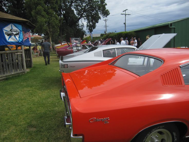 Charger Club of Victoria, show-n-shine 2017