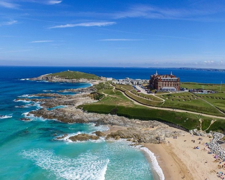 What could be a better combination than a chic spa hotel overlooking a golden sandy beach? We've chosen the top 9 Beach Spa hotels of the South West.