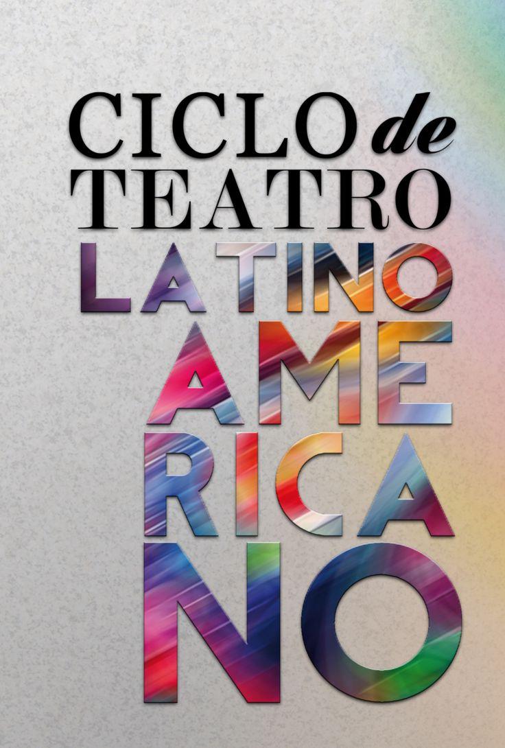 Ciclo: Teatro Latinoamericano Contemporáneo