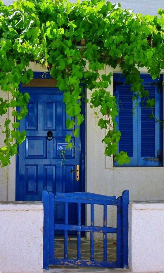 Chora, Kythnos, Greece