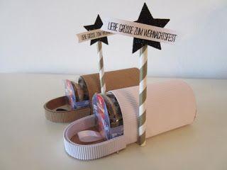Mailbox-Verpackung für Mini-Lebkuchen