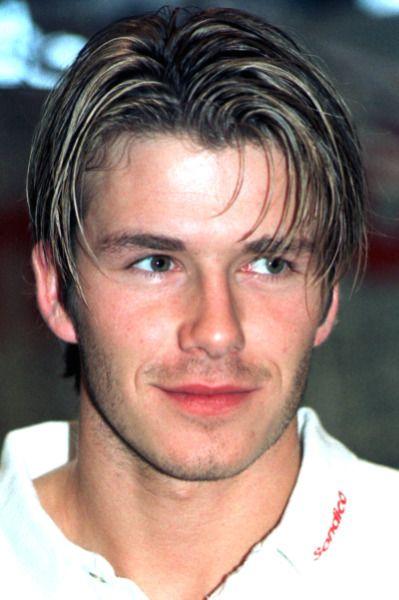 Young David Beckham