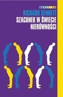 Okładka książki Szacunek w świecie nierówności