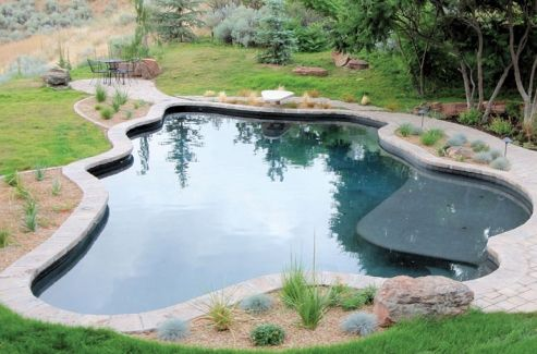 42 Best Images About Pool Decks And Patios On Pinterest