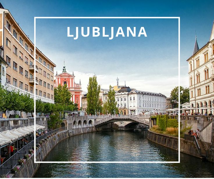 Ljubljana  Copyright  Gilad Rom. One of your best destinations in Europe. More inspiration on www.europeanbestdestinations.org #Travel #Europe #Europeanbestdestinations #Ljubljana