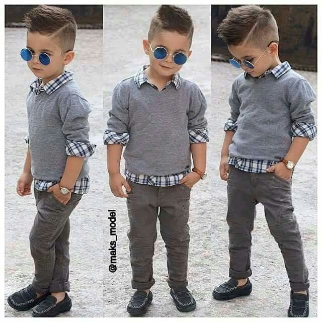 Little Boy Hipster Hair Www Pixshark Com Images