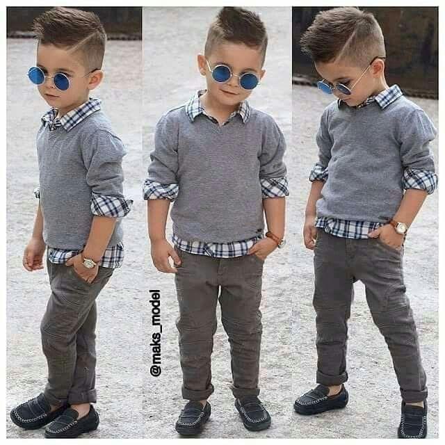 Little Boy Hipster Hair Www Pixshark Com Images