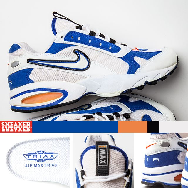NIKE AIR MAX TRIAX – 1997
