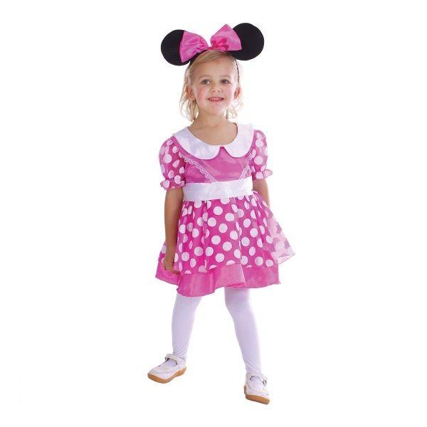 Karnevalový kostým Myšička, 92-104 cm - Casallia